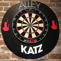 Photo taken at Alley Katz by Bailey G. on 4/13/2013