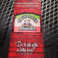 Photo taken at Trivelli's Hoagies by Taa D. on 8/10/2014