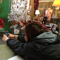 Photo taken at SuzAnna's Antiques by Jasmin S. on 12/23/2012