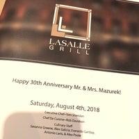 8/5/2018にTracy M.がLaSalle Grillで撮った写真