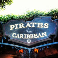 Photo taken at Pirates of the Caribbean by Brylan R. on 9/30/2012