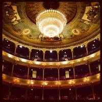 Снимок сделан в Academy of Music пользователем Jon H. 11/20/2012