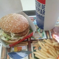Photo taken at McDonald's by Robson T. on 10/26/2012
