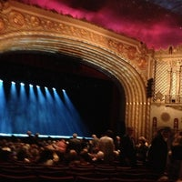 Photo taken at Orpheum Theater by Susan P. on 1/25/2013