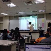 Photo taken at 銘傳大學 by Alvin W. on 5/16/2014