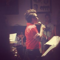 Photo taken at cafe Cacophony by Quân C. on 7/4/2013