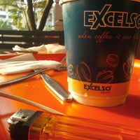 Photo taken at EXCELSO by Dedy van D. on 10/11/2013