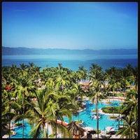 Photo taken at The Westin Resort & Spa Puerto Vallarta by Luis B. on 7/18/2013