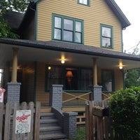Photo taken at A Christmas Story House & Museum by Jade C. on 6/12/2013