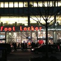 Photo taken at Lady Foot Locker by Big M. on 2/21/2013