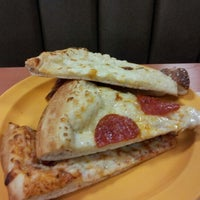 Photo taken at Cicis by Alex P. on 11/16/2012
