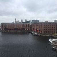 Photo taken at Premier Inn Liverpool Albert Dock by Heidrun S. on 8/21/2016