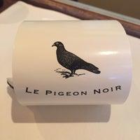 Das Foto wurde bei Le Pigeon Noir von Frédéric K. am 7/5/2017 aufgenommen