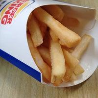 Photo taken at Burger King by 邹 蕾. on 6/26/2014