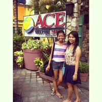 Photo taken at ACE WaterSpa PH by M. C. on 4/9/2013