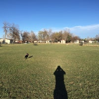 Photo taken at Soft Gold Dog Park by Cosmo C. on 4/6/2016