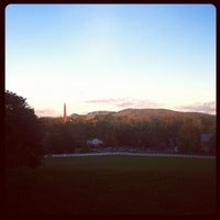 Photo taken at Smith College by Cosmo C. on 10/13/2012