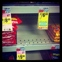 Photo taken at CVS Pharmacy by Cosmo C. on 1/8/2013