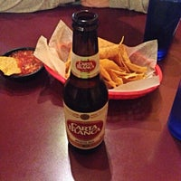 Photo taken at Monte Alban Restaurant by Cosmo C. on 4/18/2014