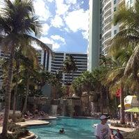 Photo taken at Hyatt Regency Sarasota by JMS on 10/26/2012