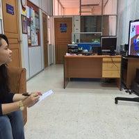 Photo taken at MyUfm Communication Center by SLC on 3/21/2015