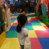 Photo taken at Kid's World by kahyan on 9/20/2012