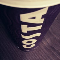 Photo taken at Costa Coffee by Honza V. on 4/11/2013