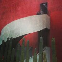 Photo taken at Museo Casa Estudio Diego Rivera y Frida Kahlo by Satoshi I. on 1/21/2013