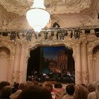 Снимок сделан в Санктъ-Петербургъ Опера пользователем Anna C. 6/15/2013