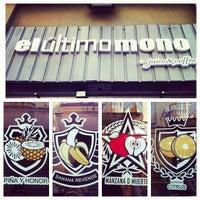 7/24/2013 tarihinde Fabio L.ziyaretçi tarafından El Último Mono Juice & Coffee'de çekilen fotoğraf