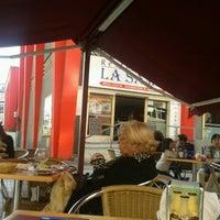 Photo taken at Restaurante La Sama by Octavio C. on 2/15/2013