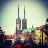 Das Foto wurde bei Ostrów Tumski von Александр М. am 11/8/2014 aufgenommen