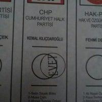 Photo taken at 41134-Ali Fuat Cebesoy İlk Öğretim Okulu-(Durak) by gözdeÜmit S. on 11/1/2015