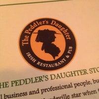 Photo taken at The Peddlers Daughter by Derek S. on 4/2/2013