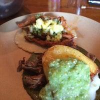 Photo taken at Machete Tequila + Tacos by Derek S. on 7/6/2014