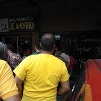 Photo taken at PlanSuarez, Hipermercado de ahorro by Juan Carlos A. on 3/30/2014