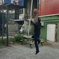 Photo taken at YS Basketbol Sahası by Samet Ç. on 4/14/2015