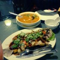 Photo taken at Restoran Simpang Tiga by Joseph P. on 4/15/2013