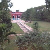 Photo taken at Hacienda Temozon by Nashhhh on 9/15/2012