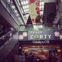 Photo taken at Seijo Corty by Koji M. on 11/26/2012