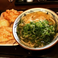 Foto tomada en Marugame Seimen por Tatsumine S. el 2/28/2015
