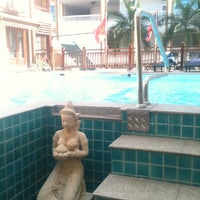 Photo taken at Chanthapanya Hotel Vientiane by Themis S. on 1/7/2013