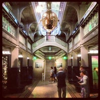 Photo taken at The Manchester Museum by Tj C. on 9/7/2013