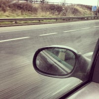 Photo taken at M56 Junction 12 / A557 by Tj C. on 3/1/2013