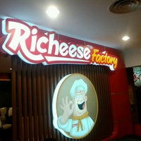 Photo taken at Richeese Factory by Hayu R. on 12/16/2012