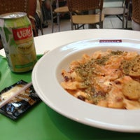 Photo taken at Spoleto Culinária Italiana by Cinthia G. on 1/5/2013