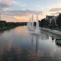 Foto scattata a Русанівські Фонтани da Nataliia P. il 7/15/2018