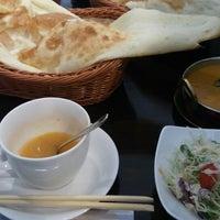 Photo taken at インド&ベトナム料理 スバカマナ デリ岡崎西武店 by 小野 颯. on 3/22/2015