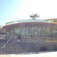 Photo taken at Children's Creativity Museum by Juno P. on 5/31/2013