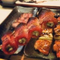 Photo taken at Sushi Zento by @daaditsu on 9/7/2013